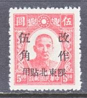 CHINA  NORTH-EAST 1  * - North-Eastern 1946-48
