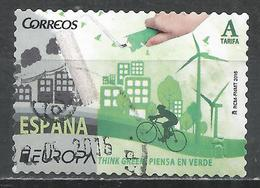 Spain 2016. Scott #4118 (U) Europa * - 1931-Aujourd'hui: II. République - ....Juan Carlos I
