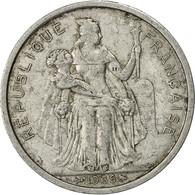 Monnaie, French Polynesia, 5 Francs, 1965, TB, Aluminium, KM:4 - French Polynesia