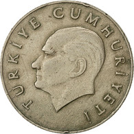 Monnaie, Turquie, 50 Lira, 1984, TTB, Copper-Nickel-Zinc, KM:966 - Turquie