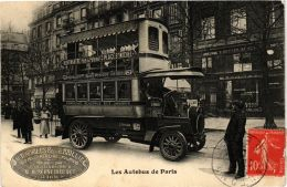 CPA Les Autobus De PARIS Eugene BRILLÉ (676136) - Transport Urbain En Surface