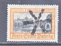 DANZIG  193 A  (o) - Danzig