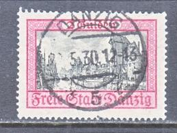 DANZIG  196  (o) - Danzig