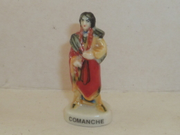 FEVE INDIEN COMANCHE - Characters