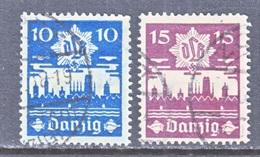 DANZIG  219-20    (o) - Danzig