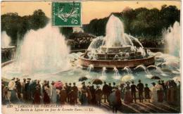 6BD 720. VERSAILLES - LE BASSIN DE LATONE - Versailles
