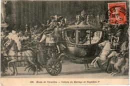 6BST 82. MUSEE DE VERSAILLES - VOITURE DE MARIAGE DE NAPOLEON 1er - Versailles
