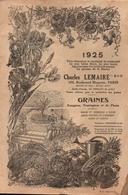 Catalogue Charles Lemaire 1925 - Jardinage