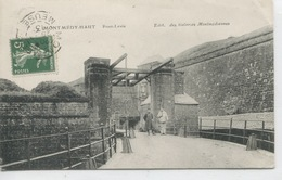 - 55 - MEUSE -MONTMEDY-HAUT -    Pont-Levis - Montmedy
