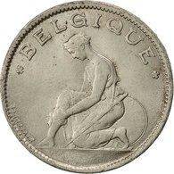 Monnaie, Belgique, Franc, 1934, TTB, Nickel, KM:89 - 1934-1945: Leopold III