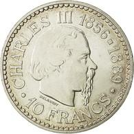Monnaie, Monaco, Rainier III, 10 Francs, 1966, SUP, Argent, KM:146, Gadoury:155 - 1960-2001 Nouveaux Francs
