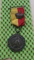 Medaille / Medal - Medaille -pin -  Wandeltocht Kalorama Met Lint En Kroon - Netherland