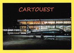 CPSM 75 PARIS ORLY AÉROPORT CARAVELLE Air France Stationnement 1968 - Aéroports De Paris