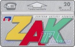 TWK Österreich Privat: 'ZAK' Gebr. - Austria