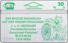 TWK Österreich Privat: 'Radverleih Aschauer' Gebr. - Austria
