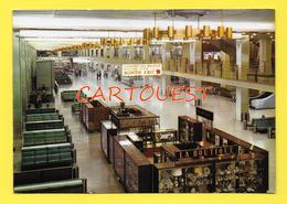 CPSM 75 PARIS ORLY AÉROPORT Galerie Marchande Arrivée Des Bagages 1968 - Aéroports De Paris