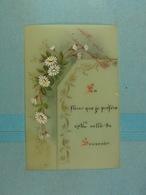 Mignonette Fleur La Fleur Que Je Préfère Est Celle Du Souvenir - Fleurs