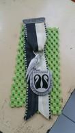Medaille / Medal - Medaille -pin -  Hochwald Auszeichnung Volksmarsch 1968 - HUGUENIN LE LOCLE - Other