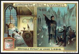 LIEBIG - FR - 1 Chromo N° 3 - Série/Reeks S 1027 - La Damnation De FAUST: Songe De Marguerite. - Liebig