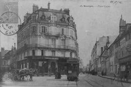 Place Cujas - Bourges