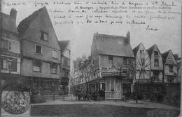 Square De La Place Gordaine Et Vieilles Maisons - Bourges
