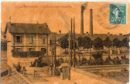 AIX EN PROVENCE - La Manufacture D' Allumettes (106048) - Aix En Provence