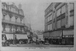 Place Planchat - Bourges
