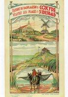 COXYDE - Saint Idesbald - Affiche Ancienne - Illustrateur Prud'Homme P - België