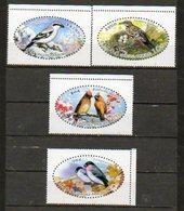 2016 NORTH KOREA - Birds - Oiseaux