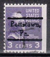 USA Precancel Vorausentwertung Preo, Locals Pennsylvania, Pottstown 544 - Vereinigte Staaten