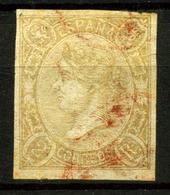 2641-España Nº 73A - 1850-68 Kingdom: Isabella II