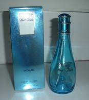 FLACON PARFUM VAPORISATEUR VIDE COOL WATER DAVIDOFF - Bottles (empty)