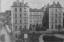 Place Gordaine, Hotel De La Boule D'or - Bourges