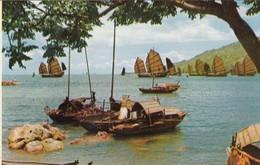 12000-CASTLE PEAK BAY-NEW TERRITORIES-HONG-KONG-FP - Cina (Hong Kong)