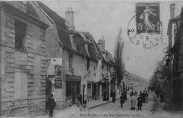 La Rue Nationale - Bourges