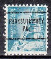 USA Precancel Vorausentwertung Preo, Locals Pennsylvania, Punxsutawney 704 - Vereinigte Staaten