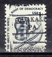USA Precancel Vorausentwertung Preo, Locals Pennsylvania, Quakake 882 - Vereinigte Staaten