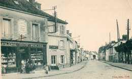 MORMANT -  Rue De Paris, Epicerie, Animée - Mormant