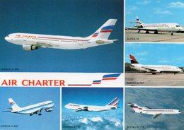 AIR CHARTER - Flotte Utilisée - 1946-....: Moderne