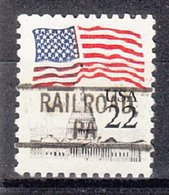 USA Precancel Vorausentwertung Preo, Locals Pennsylvania, Railroad 802 - Vereinigte Staaten