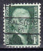 USA Precancel Vorausentwertung Preo, Locals Pennsylvania, Ralston 835,5 - Vereinigte Staaten