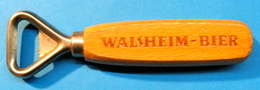 DECAPSULEUR WALSHEIM-BIER ( BIERE BRASSERIE ) - Bottle Openers