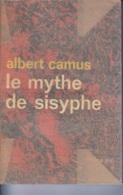Albert Camus -Le Mythe De Sisyphe - Psychologie/Philosophie