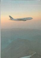 AVIONS - AIRBUS Volant La Nuit - Mondialement Réputé - Cpm - Pas écrite - - 1946-....: Moderne