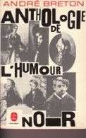 André Breton -Anthologie De L'humour Noir - Kultur