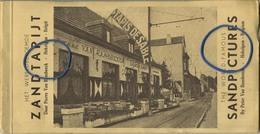 Hekelgem : Zandtapijt Pierre Van Ransbeeck - World Famous Sandpictures   ( Carnet With 10 Postcards ) - Affligem