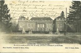 08 Ardennes  BAZEILLES Chateau D Orival  En 1815 Y Coucha Guillaume 1er Roi De Prusse - France