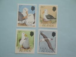 1990 Falkland Oiseaux Birds Yv 540/3 ** Scott Xx  Michel 529/32  SG 608/11 - Oiseaux