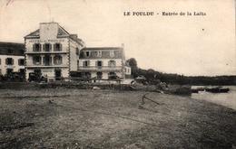 LE POULDU -29- ENTREE DE LA LAITA - Le Pouldu