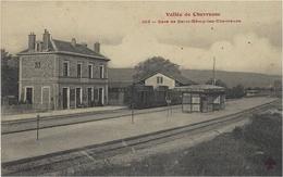 Vallée De Chevreuse - 103- Gare De Saint-Rémy-les-Chevreuse - St.-Rémy-lès-Chevreuse